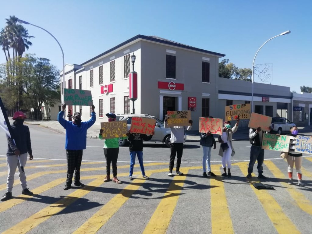 Coastal Community Members of Graaff-Reinet, Knysna and Langebaan Share Their Thoughts About Calling on the Banks to NOT Fund Karpowerships
